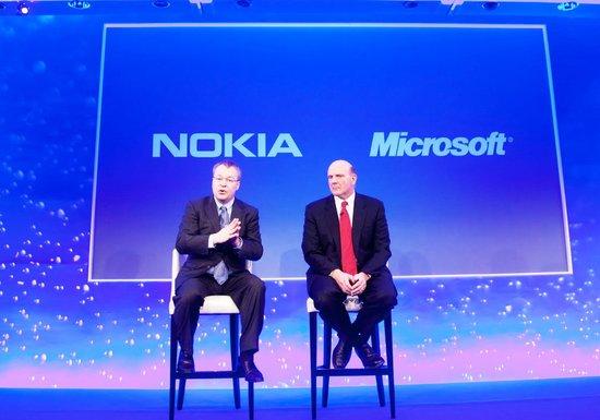 微软收购诺基亚 看似进攻实则防守