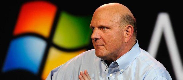 专访微软CEO鲍尔默:我是一个专注的生意人