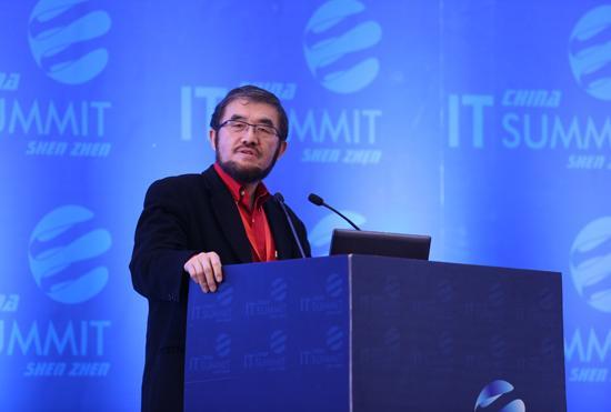 吴鹰:移动化推动产业互联网发展