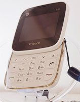 天语T80手机展示