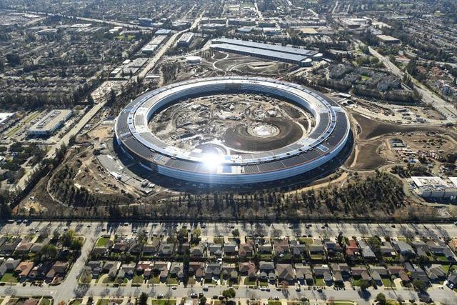 苹果或4月4日在太空船新园区举办春季发布会