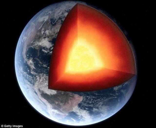 地球之水哪里来?液氢与地幔石英化学反应