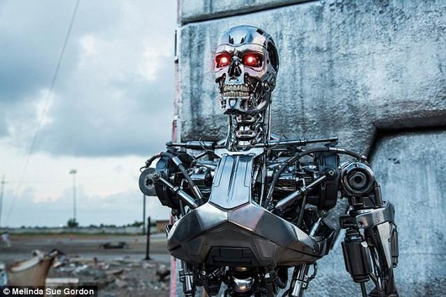 人工智能专家称人类仅有一年时间阻止杀手机器人出现