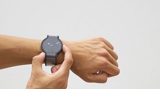索尼悄然建造电子纸智能手表 可随姿势改变外观