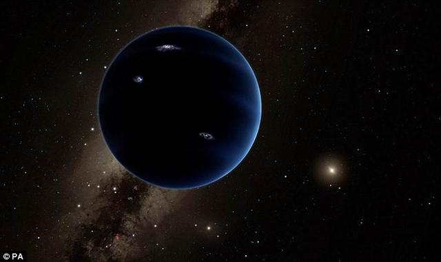 """最新发现""""受害者小行星""""暗示潜在第九行星"""