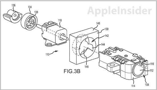 未来版ios设备或将内置机械风扇辅助降温
