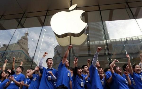 苹果季报:iPhone销量走强 中国市场贡献巨大