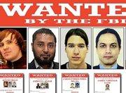 FBI十大网络犯罪通缉犯
