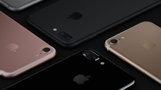 iPhone 7卖点不足 全球市场面临三星华为夹击