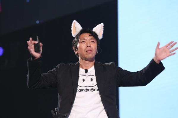 生物感知专家Tomonori:新沟通方式让人类更幸福