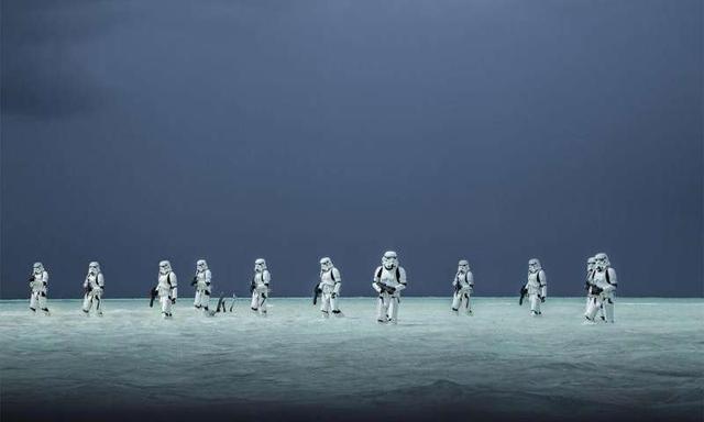NASA寻找星球大战里的星球