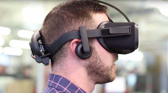Oculus在发布会上做了那么多事 但只有这个是它对未来的押宝