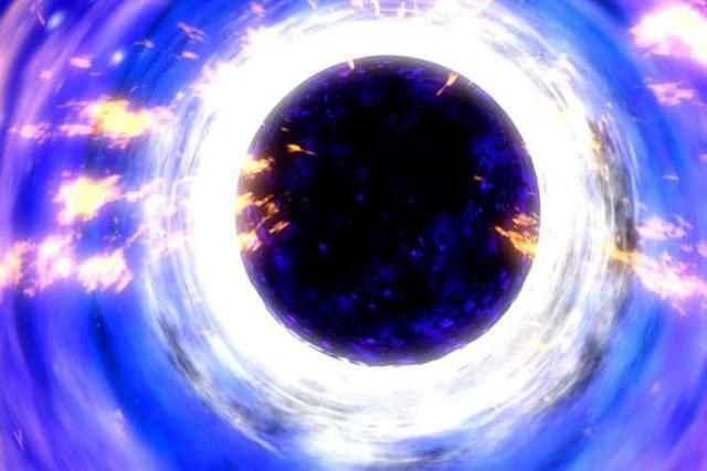 科学家解读什么是白洞?向外喷射物质和能量