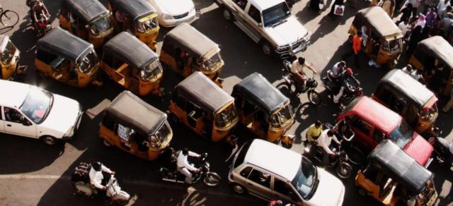 印度本土公司也玩自动驾驶 开挂路况将成最佳测试场