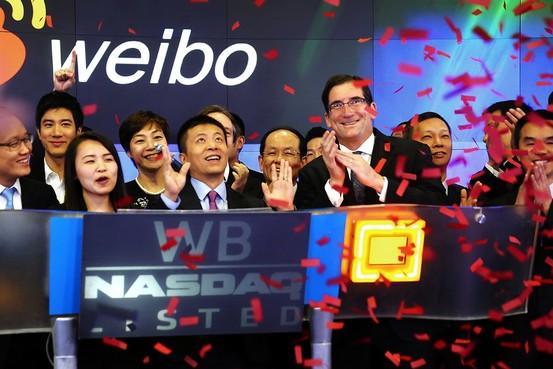 外媒是如何评价新浪微博IPO首日表现的