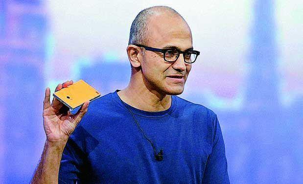 微软Surface手机或放弃Windows转投安卓 明年春发布