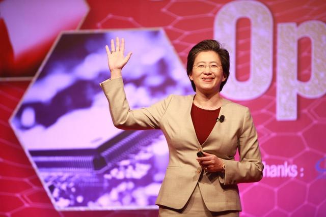AMD总裁苏姿丰:下一个五年全球会有1亿VR用户