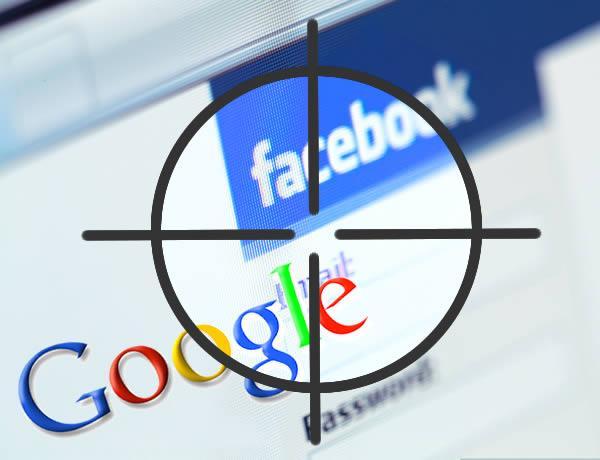 谷歌和Facebook两公司有何不同