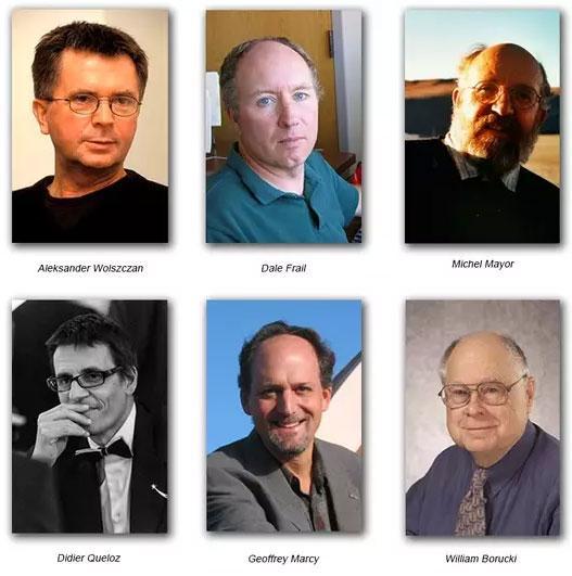 2015年诺贝尔物理学奖:暗物质or系外行星?
