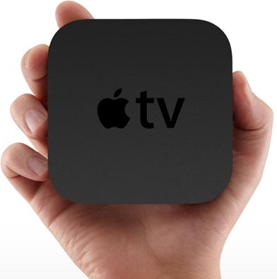 苹果Apple TV机顶盒将支持无线蓝牙键盘