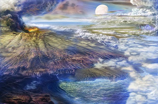 早期地球氧气产生新机制被发现