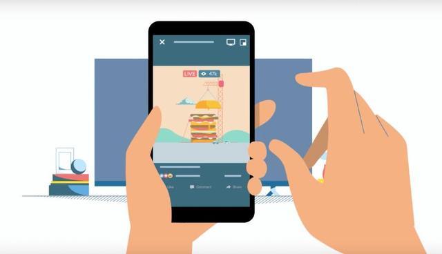 Facebook测试视频广告:时长20秒 间隔最少2分钟