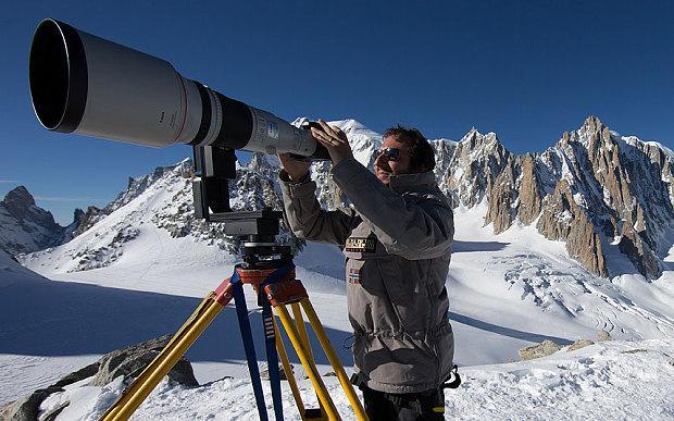 3650亿像素全景照片是怎样拍摄出来的