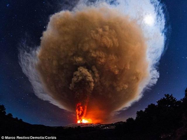 全球1500座火山同时喷发会怎样?真正的世界末日