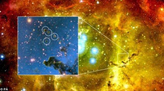 """银河系内或存多达2亿颗神秘的""""流浪行星"""""""