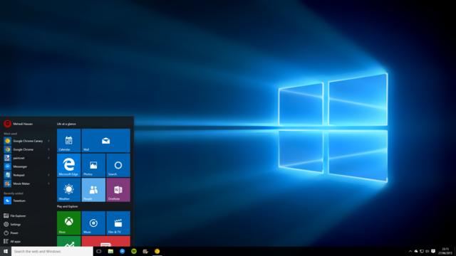 微软继续领跑PC操作系统市场 Win10占有率突破25%