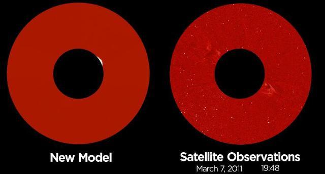 科学家研发日冕物质抛射模拟工具