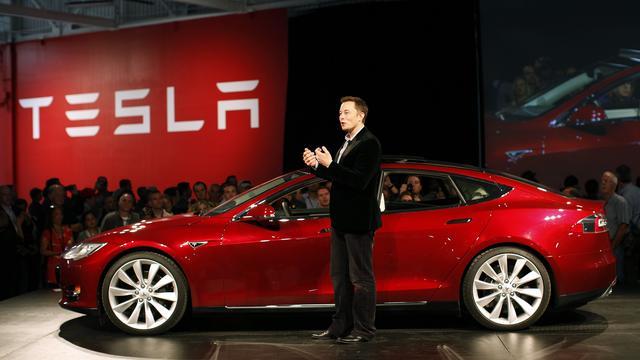汽车制造商加速部署快速充电站 欲打破特斯拉垄断格局