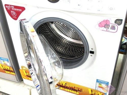 LG滚筒洗衣机惊爆2K