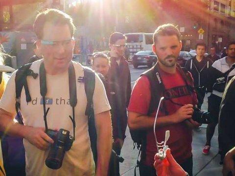 谷歌眼镜惹祸!美国男子佩戴观影被FBI审讯