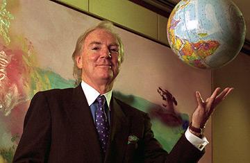 第55届戛纳年度媒体人物:Anthony O'Reilly