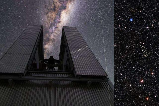 欧洲南方天文台发现迄今最亮超贫金属星