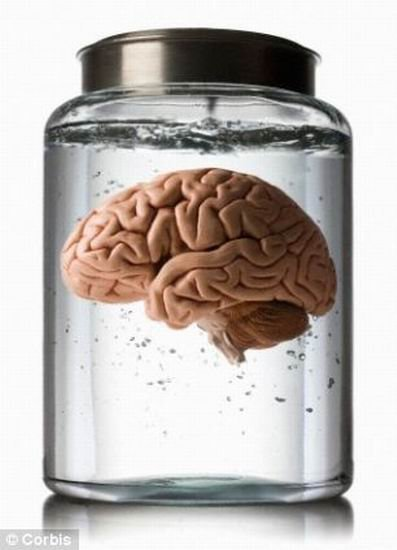 人类未来或以大脑形式存在于外星球