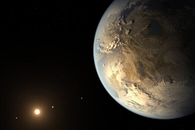 未来十年内有望发现地外生命的痕迹