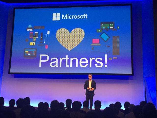 """微软""""重启""""深圳大会 推动Windows 10入华"""