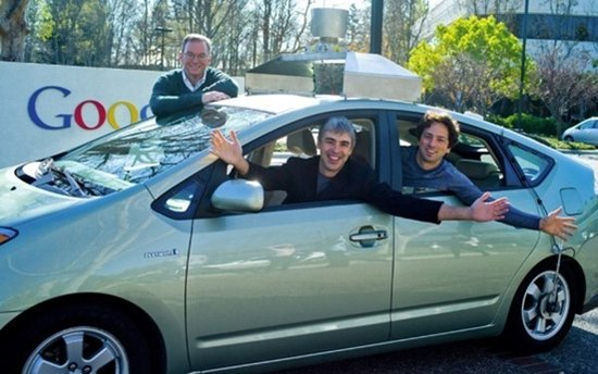 """谷歌的下一个""""杀手级应用"""":无人驾驶汽车"""
