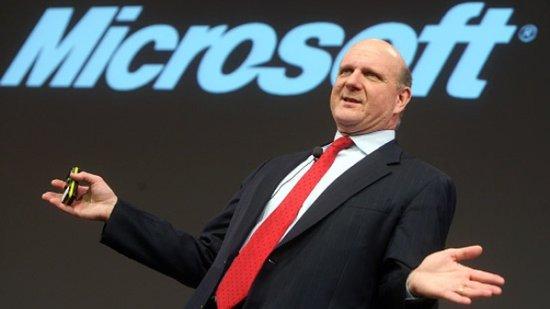 微软CEO鲍尔默:将教诺基亚如何起产品名称