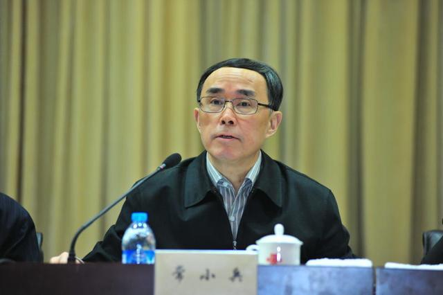 传中国电信常小兵被双规 或与联通被巡视有关