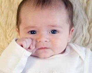婴儿有着复杂的情感
