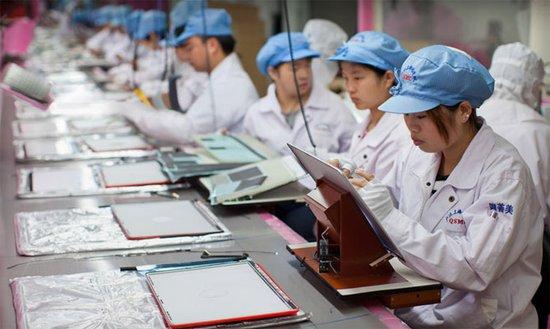 iPhone5S备货忙 传富士康计划大举扩招9千员工