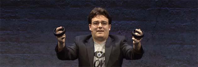 Oculus创始人:不关注VR的开发者受伤最深