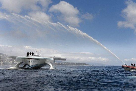 世界首艘太阳能动力双体船完成环游世界之旅