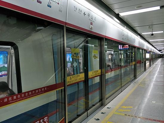 廣州地鐵Wi-Fi實現全線覆蓋 日客流紀錄達到900萬人次