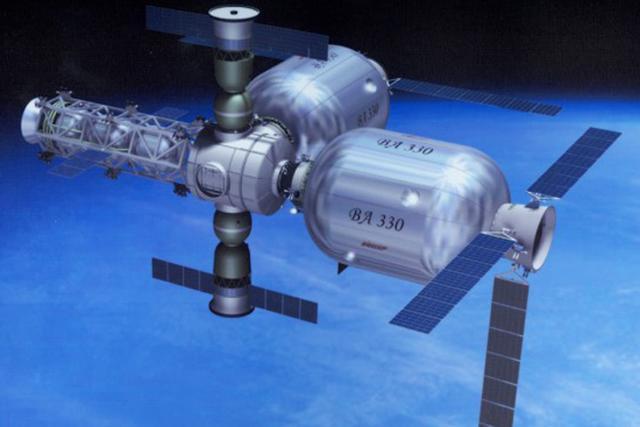 美国公司明年测试充气式空间站