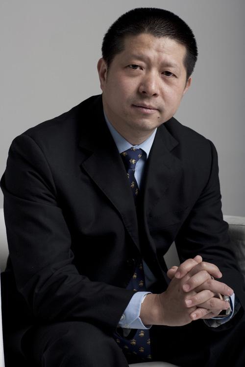 2014腾讯网媒峰会嘉宾:上海报业党委书记裘新