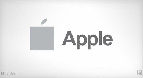 """微软新Logo引领设计潮流 苹果Logo也可""""微软风"""""""
